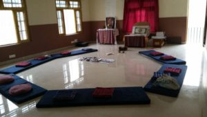Kunphen Center Hungry Ghost Sangha - Dharamsala Sit-and-Share - India