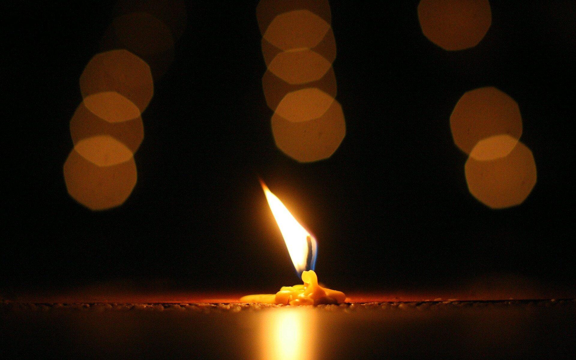 Slow Burning Candle