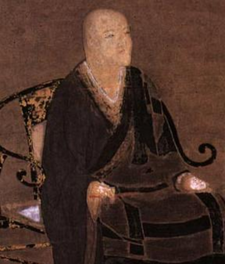 Portrait of Dogen