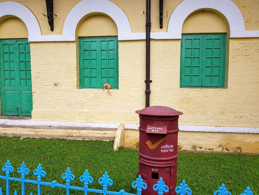 Image – 'Cellular Jail' - Port Blair, Andaman and Nicobar Islands, india