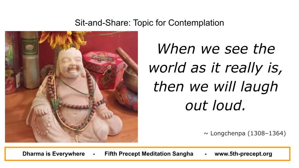 Statue of Laughing Buddha